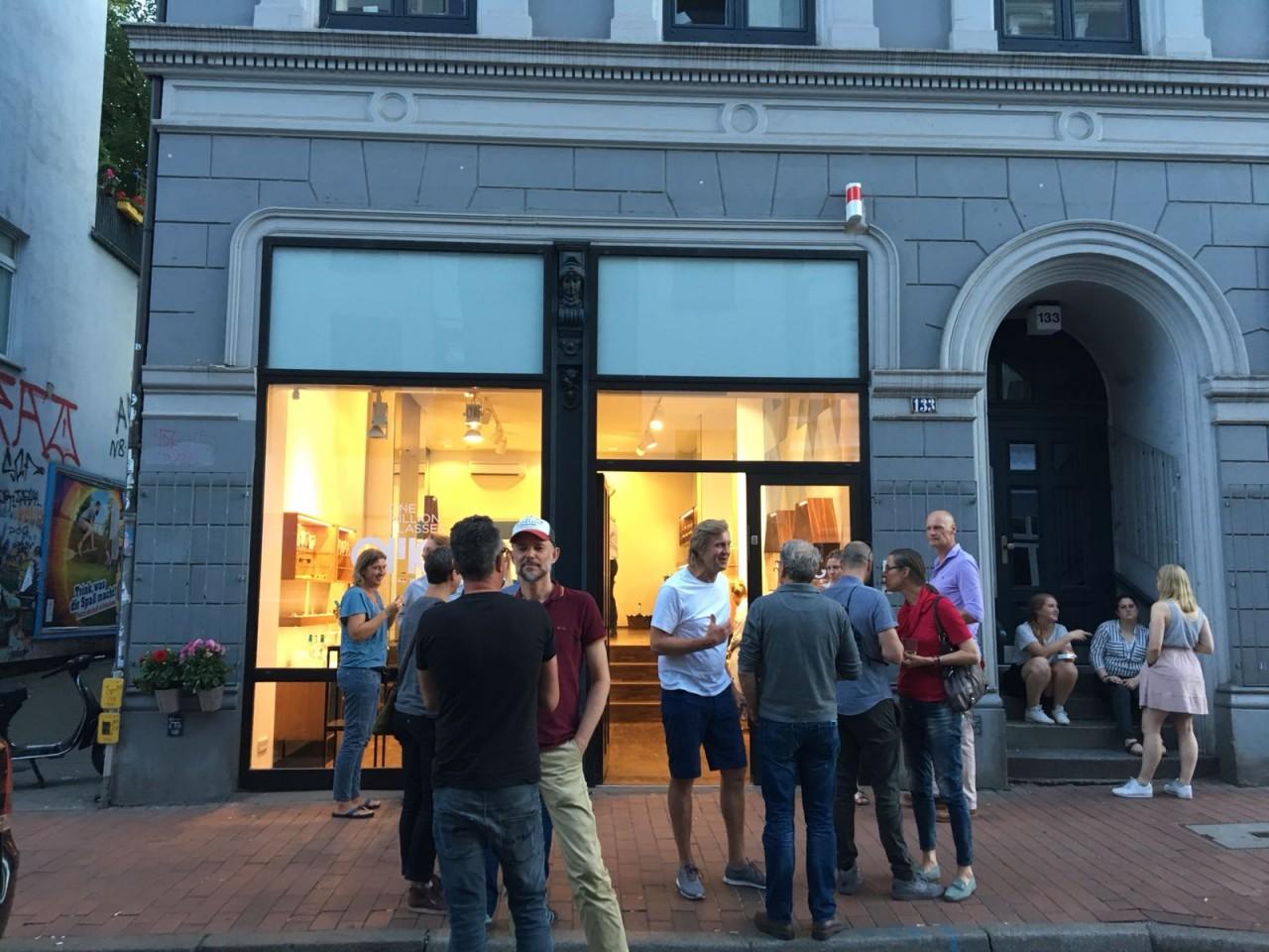 Recap: Storeopening in Ottensen